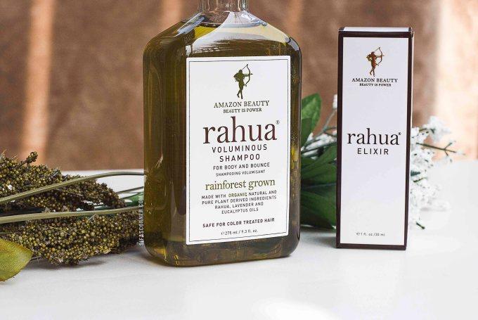 RAHUA-Elixir-Voluminous shampoo Review