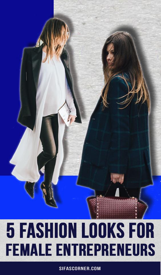 5 Contemporary Athleisure-loving Fashion Looks for Female Entrepreneurs