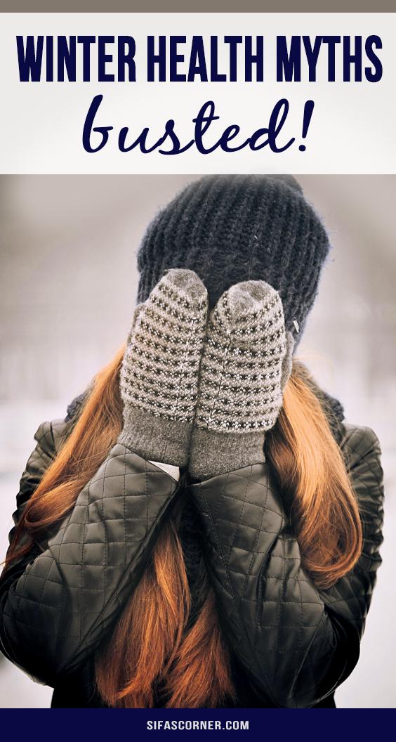 winter health myth-winter health care tips
