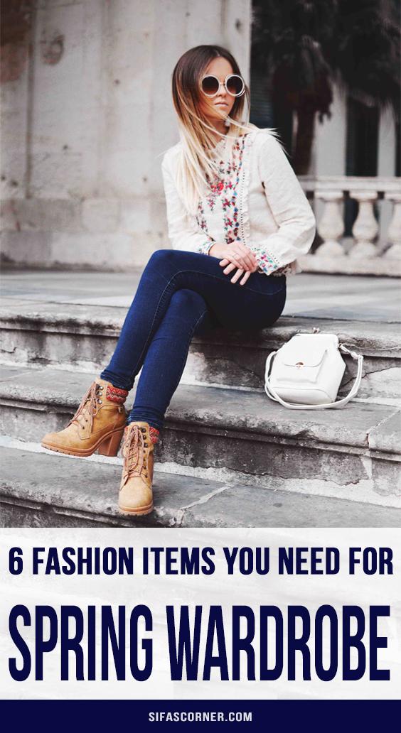 6 fashion items for spring wardrobe-sifa's corner