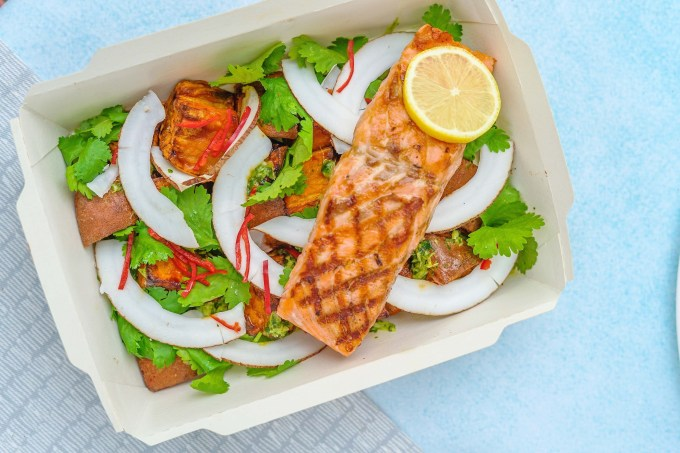 how to get more energy without energy drinks, salmon