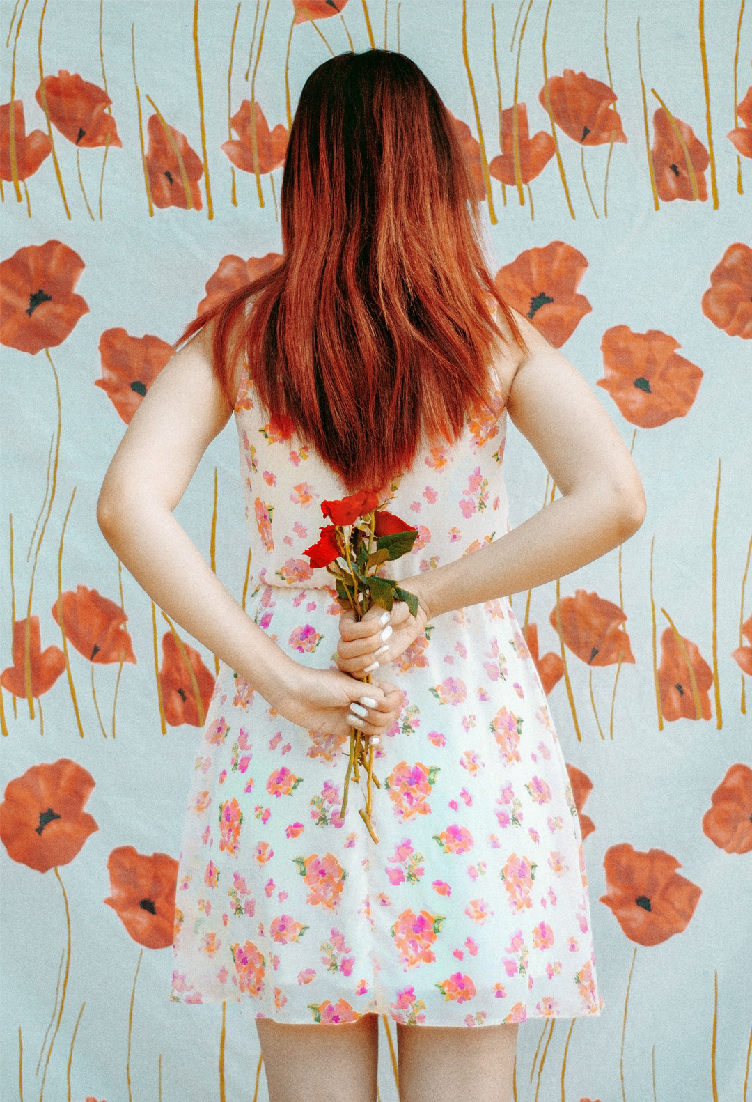 Floral Style Trends in women's dress