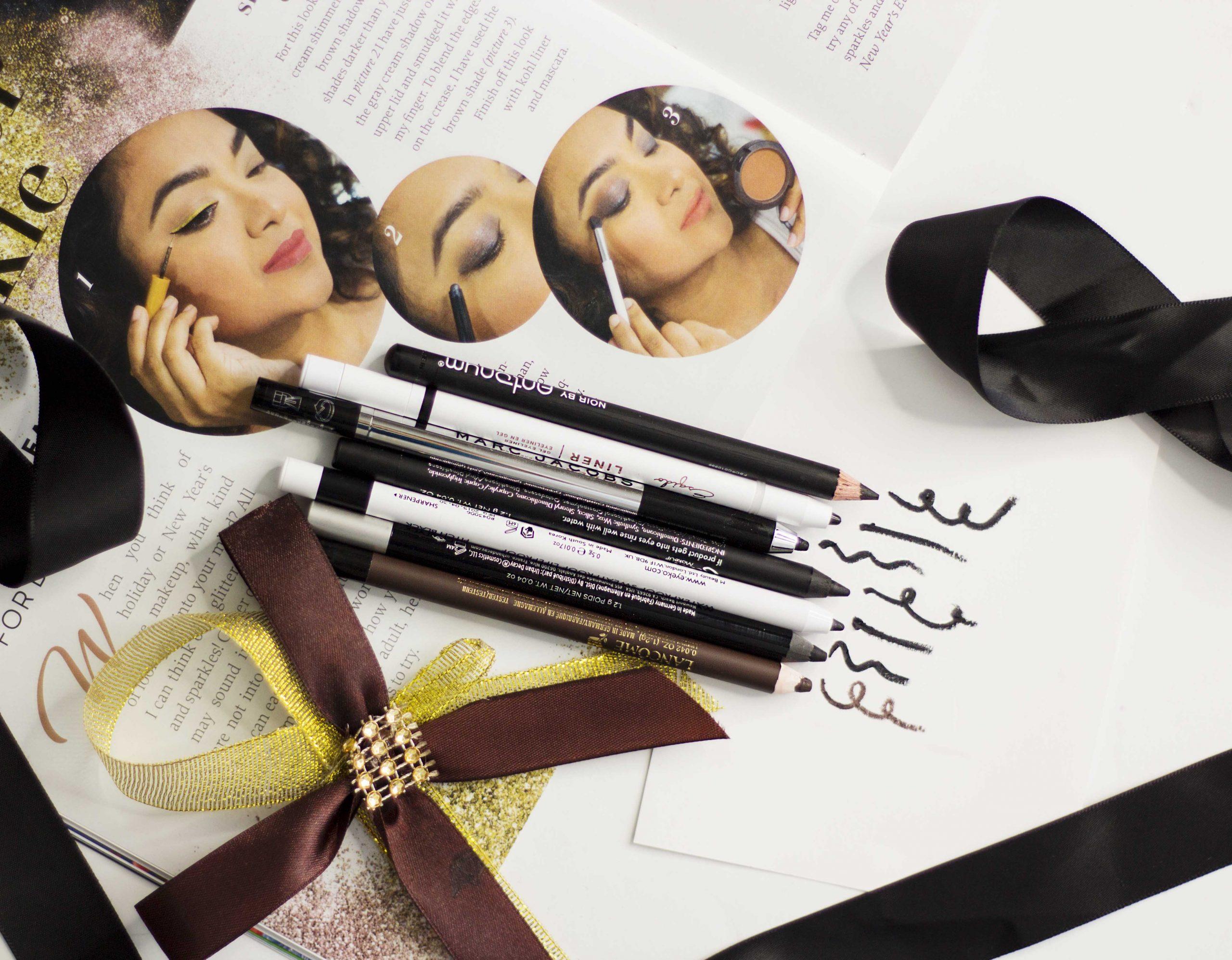 Best Black Pencil Eye Liners