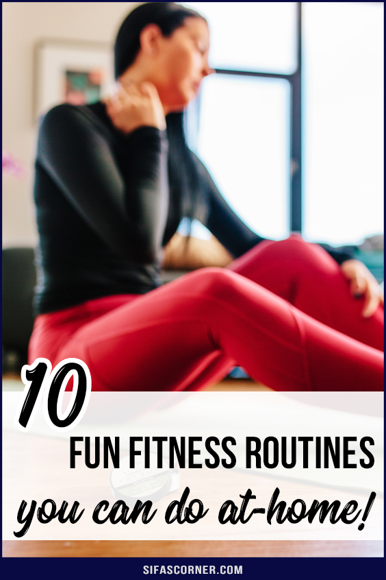 Fun At-Home Fitness Routines