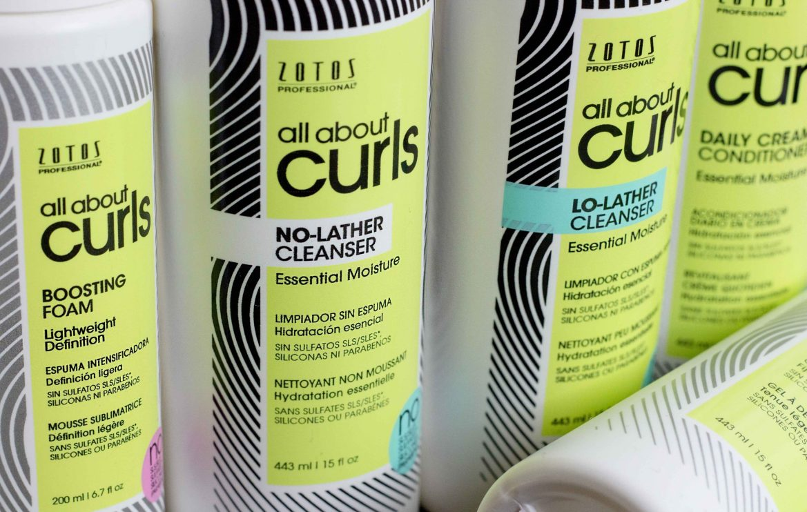 ZOTOS Curl Collection Review