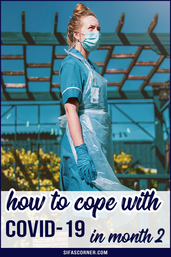 how to cope with COVID 19