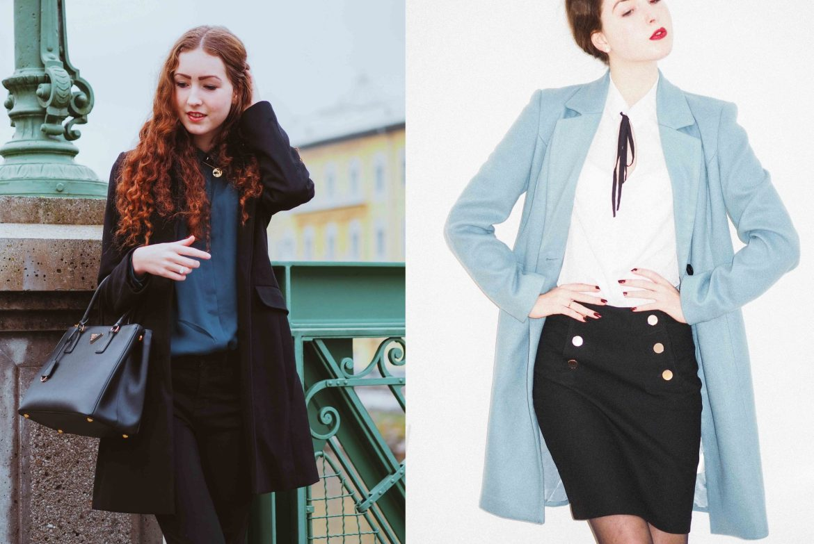 Outfit Ideas for Colder Months-office wear