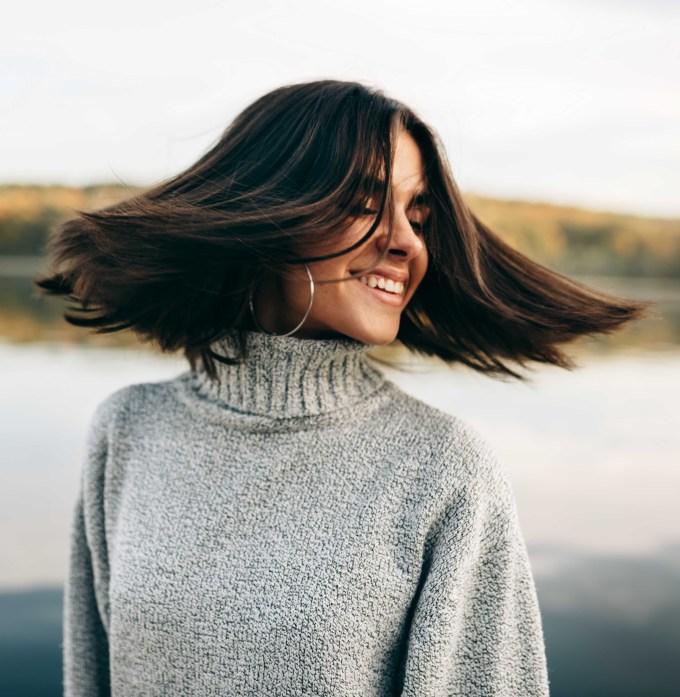 Lob Hair Trend