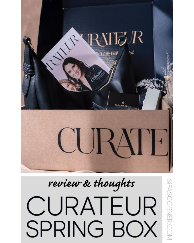 Curateur Spring Curation Box