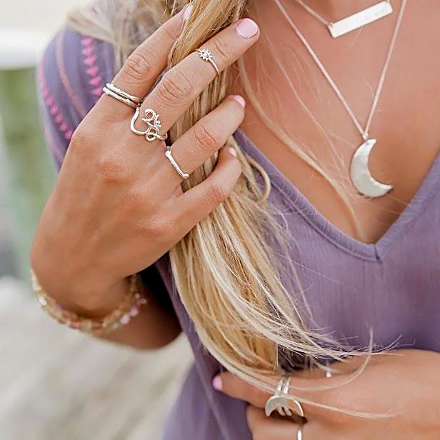 Blooming Lotus Jewelry