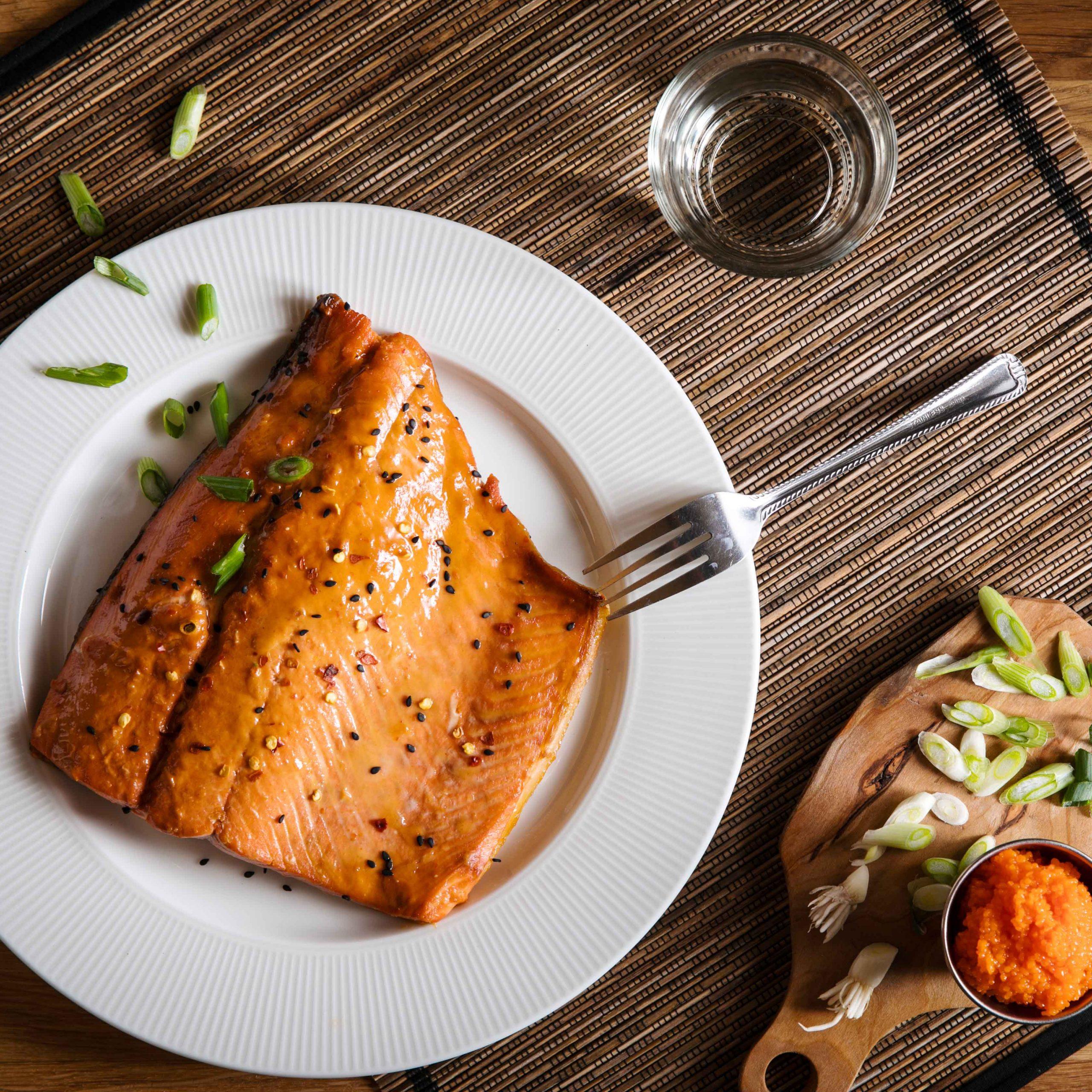 sitka salmon