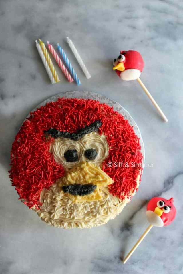 Fabulous Happy Birthday My Angry Bird Sift Simmer Funny Birthday Cards Online Hendilapandamsfinfo