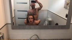 Anal casero de Angel Emily en la ducha