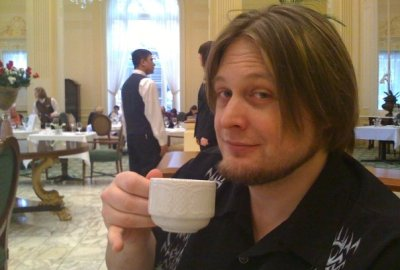 Sig and Tea cup
