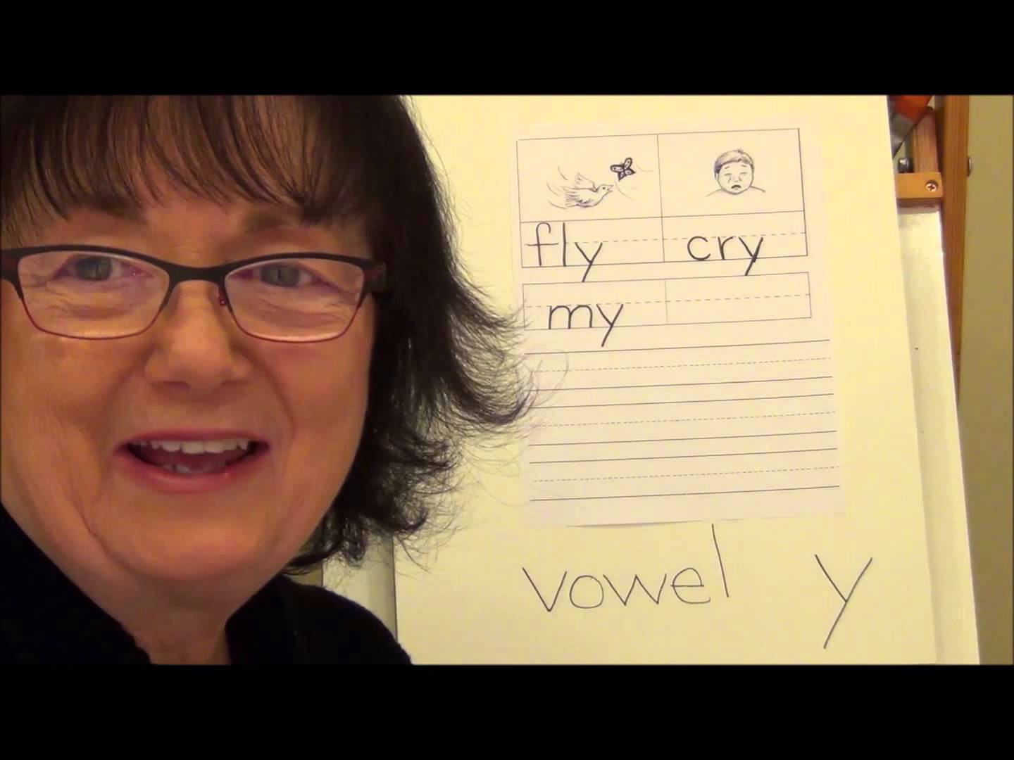 Vowel Y Makes The I Sound Free Videos To Teach Phonics
