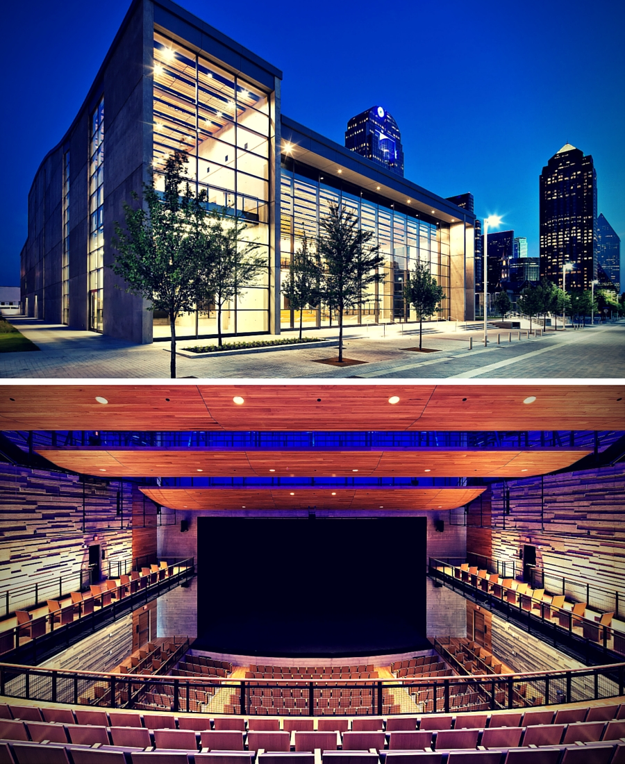 Dallas Chamber Symphony, Richard McKay, Dallas City Performance Hall