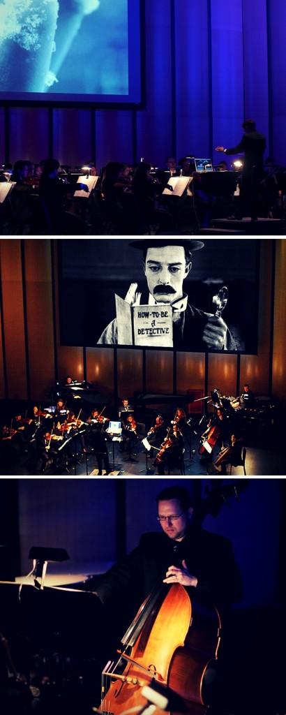 Richard McKay Conducts Dallas Chamber Symphony Sight of Sound