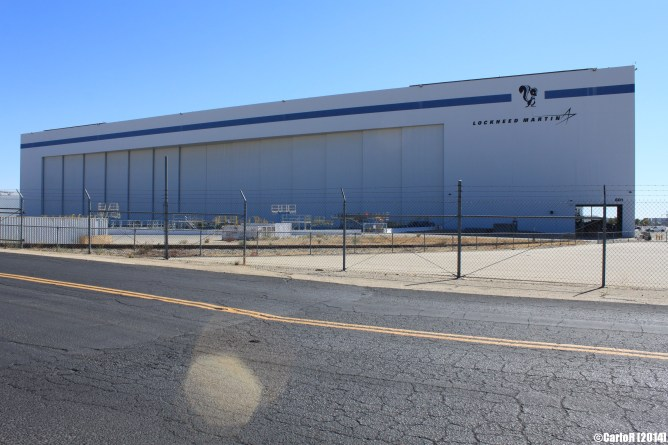Aerospace Valley Plant 42 Edwards NASA Lockheed Skunk Works Blackbird