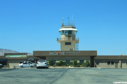 Mojave Space Port Aerospace Valley
