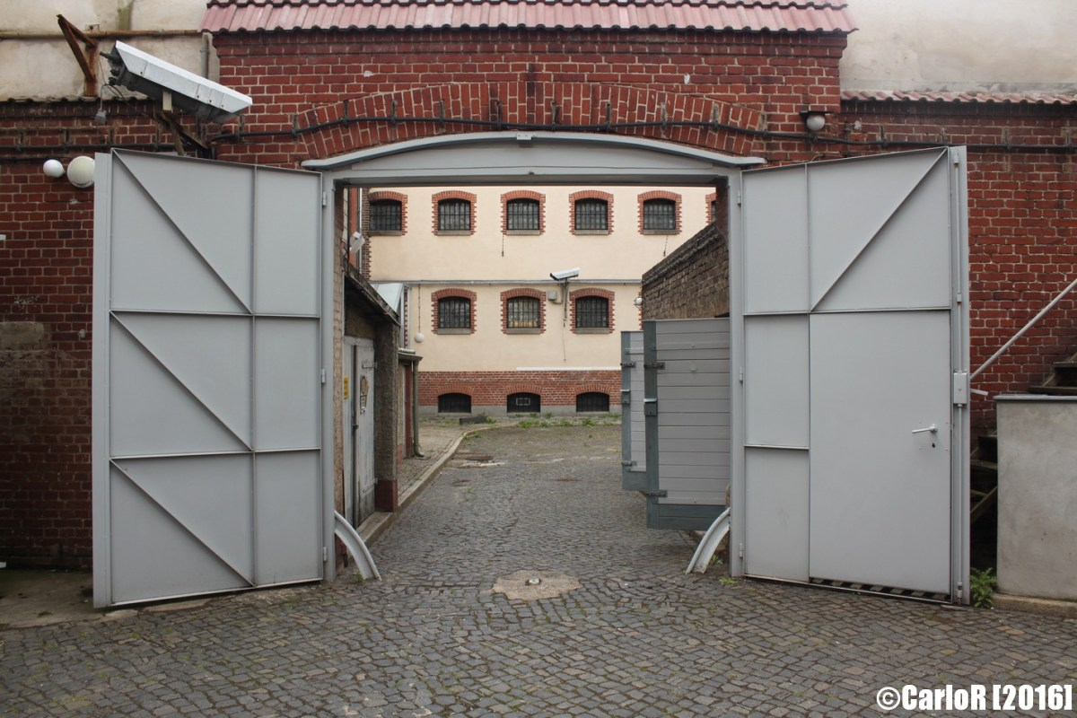 STASI Prisons and Headquarters in Berlin and the GDR
