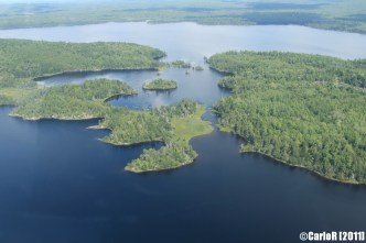 Lobster Lake Greenville Maine Currier Cessna