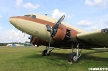Greenville Douglas DC3 Folsom