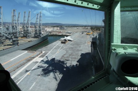 USS Hornet Alameda Oakland San Francisco CV-12 West Coast