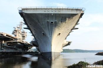 Bremerton Shipyard Fleet USS Kitty Hawk Independence