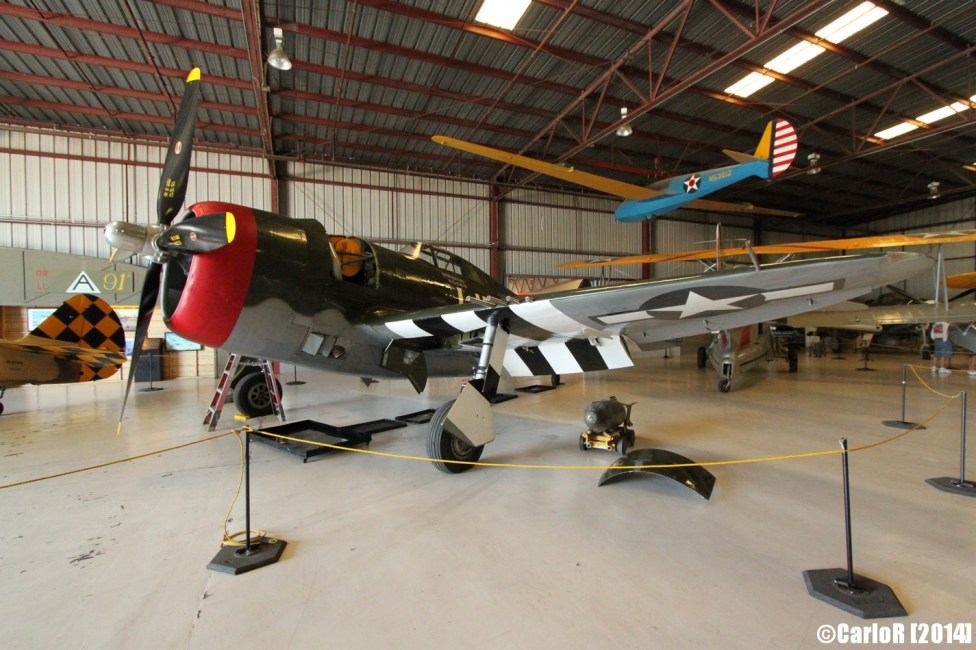 Planes of Fame Air Museum Flying Collection Chino