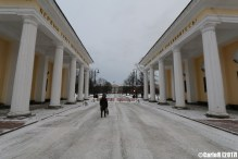 Saint Petersburg Leningrad Smolny Institute Soviet Government