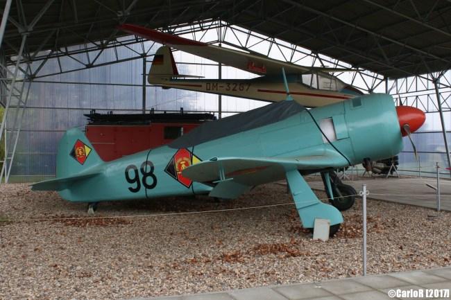 Flugplatzmuseum Cottbus - Airport Museum