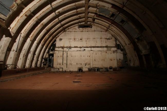 Wünsdorf/Zossen Soviet Bunker