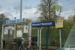Wünsdorf/Zossen Railway Station