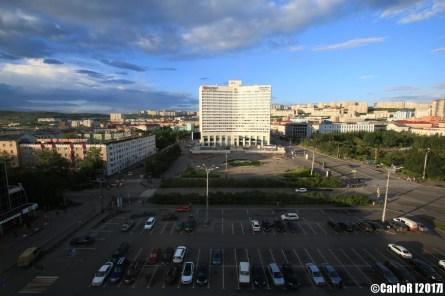 Murmansk Azimuth Hotel