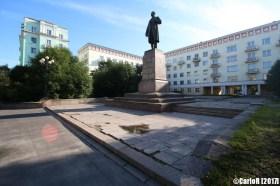 Murmansk Lenin