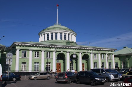Murmansk Railway Station