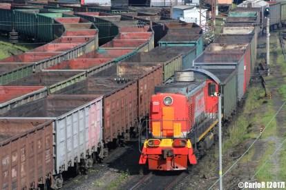 Murmansk Railway