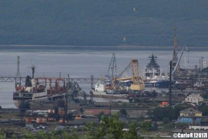 Murmansk Port