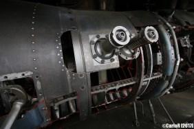 Soviet Turbofan Cutaway Tartu Estonia