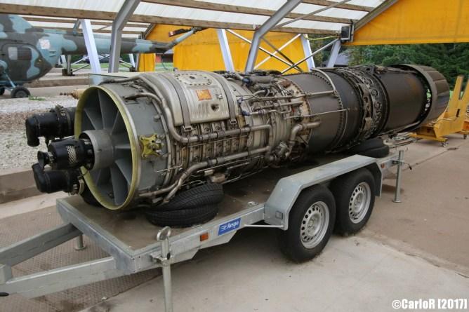 General Electric J79 Lockheed Starfighter engine