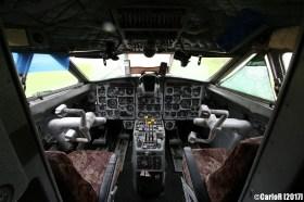 Yakovlev Yak-40 Cockpit