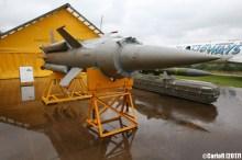 Surface-to-Air Missile (SAM) Russian SA-4 SA-6
