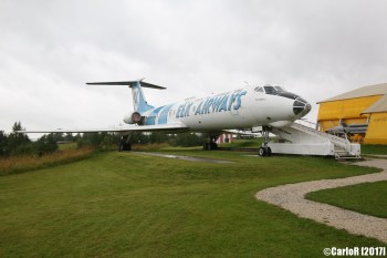 Tupolev Tu-134A-3 Elk Airways Estonia