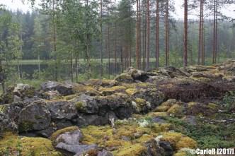 Salpa Line Kerimäki Anti Tank Wall