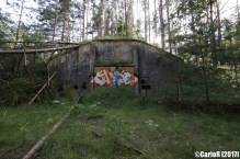 Furstenberg Lychen Nuclear Missile Base