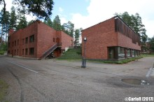 Saynatsalo Town Hall Alvar Aalto