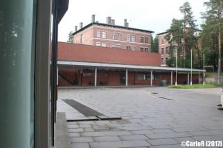 Jyväskylä University Library Alvar Aalto