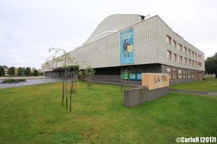 Lappia Talo Rovaniemi Alvar Aalto