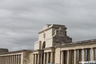 British Memorial Somme WWI
