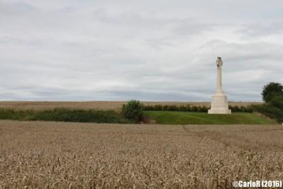 Cruachan Scottish Memorial Somme WWI